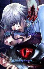 His Vampire Gaze || Anime Vampire Love Story by littiegoth
