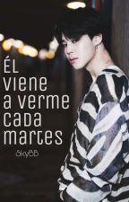 Él viene a verme cada martes •VKook° by Sky_BB
