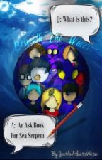 Beneath The Waves| An Ask Book Based Off Sea Serpent by JustAnAtlantisWriter