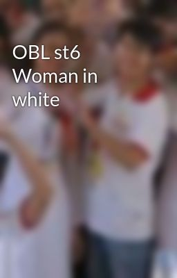 OBL st6 Woman in white