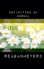 Definition of Normal; DISCONTINUED by ReaganMeyer3