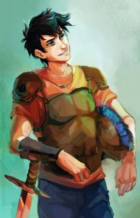 Percy Jackson Stuff! by moonfeather2222