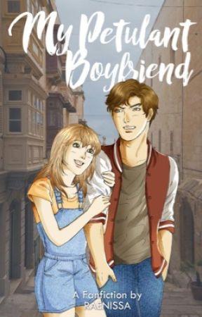 My Petulant Boyfriend  by raenissa
