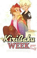 KiriBaku Week •Conjunto de One-Shots• by xMorningBreezeX