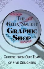 The Helix Society Graphic Shop by The_Helix_Society