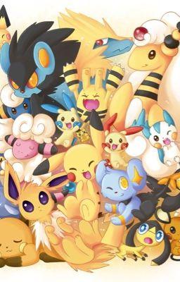 Đọc truyện Rớt vào thế giới Pokemon