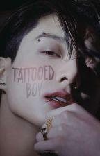Tattooed boy >> kookv by itsyoongirl