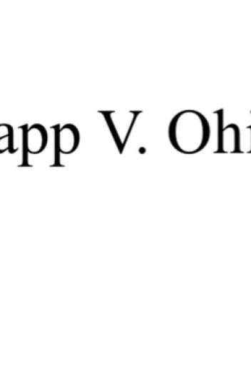 mapp vs ohio