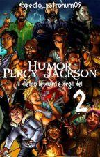 Humor Percy Jackson- il dietro le quinte degli dei 2 by Expecto_patronum09