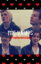 The Vamps preferences by FAN_GIRL7
