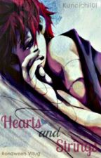 Hearts and Strings (Sasori Love Story) by Kunoichi101