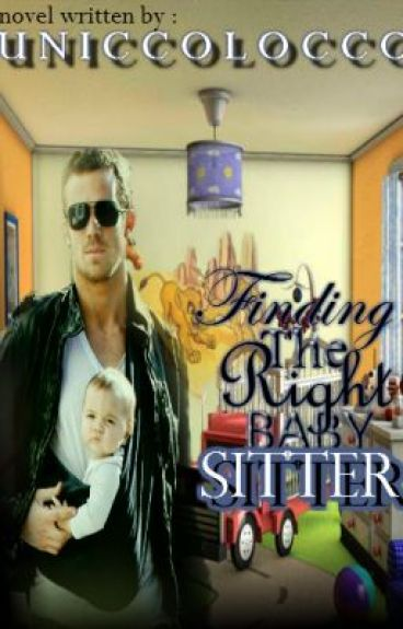 Finding The Right BabySitter[BoyxBoy]