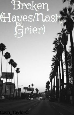 Broken (Hayes/Nash Grier) by janoski_1D_5sos