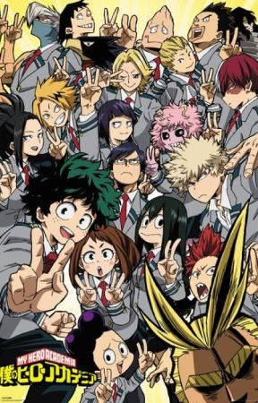 My Hero Academia x Reader - Oneshots by jaywing360
