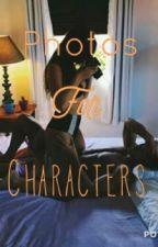 Fotos para personagens  by LETYCIARG