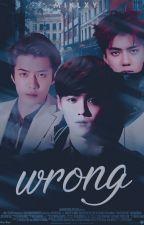 Wrong ✧hunhan.  by minlxy