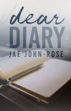 Dear Diary  by Alpha_Jae
