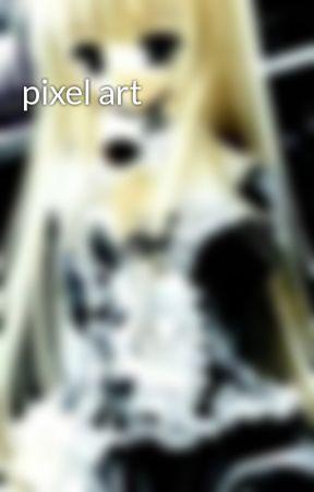 Pixel Art Un Chat Kawaii Wattpad