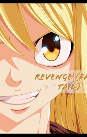 Revenge by TheEmoBlueWolf