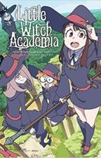 Little witch Academia DISCONTINUED.  by Mikasa718