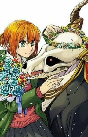 The ancient magus other apprentice (Chise x Elias x reader) by taztaz92