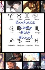 Zodiacs Camp Half Blood  by emodare