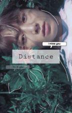 Distance | jikook  by dayofjikook