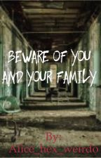 Beware Of You And Your Family Jeff the Killer x Reader by Alice_hex_weirdo