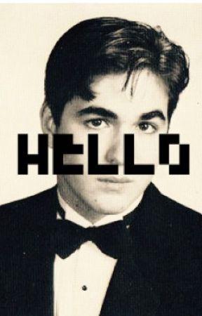 Hello | Brian Quinn by impracticalfan99