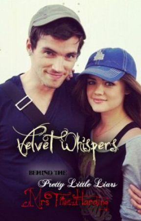 Velvet Whispers (A Lucian Fan Fiction) by MrsFitzHarding