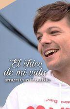 El chico de mi vida | adaptación larry | by americantrouble