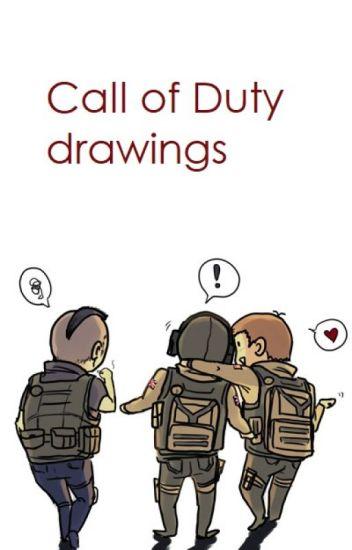 Call Of Duty Drawings Cosmiczero115 Wattpad