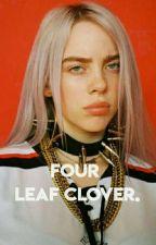 four leaf clover ➣ ed  by -deceased