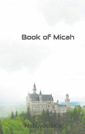Book of Micah by NobuyoshiKo