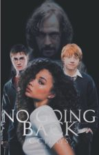 No Going Back| Ron Weasley  by ChloePlays_Reading
