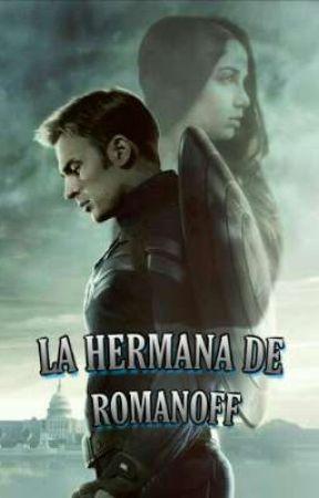 La Hermana De Romanoff || Steve Rogers/ Capitán América y Tu || by xPrincessOTUniverse