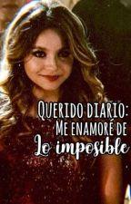 Querido diario: me enamoré de lo imposible   RUGGAROL [QDME#1] by Ruggarol_shine