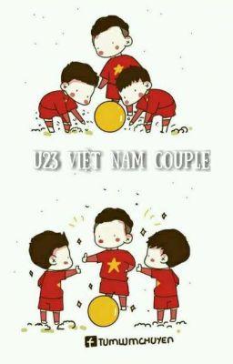 U23 Việt Nam couple