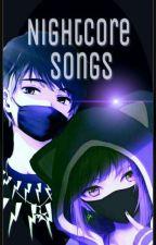 NIGHTCORE✦ songs w/ lyrics by Wolfcore227
