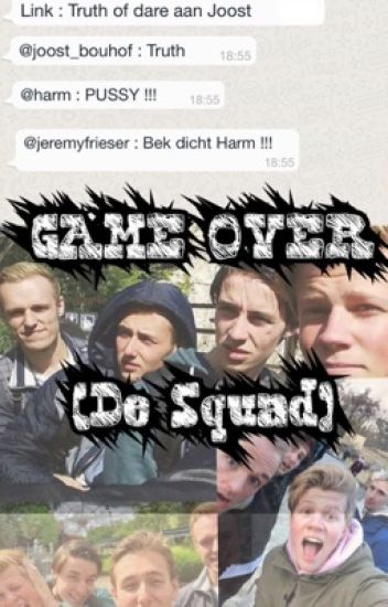 GAME OVER [De Squad]