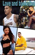 Love and basketball    Kyle Kuzma  by kaitheprincess