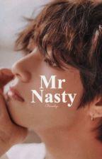 Mr. Nasty || Taehyung x Jennie  by BeUonlyU