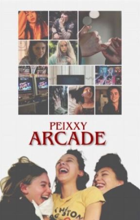 Arcade | Stranger Things | by peixxy