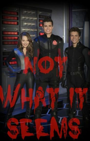 Not What It Seems (Chase Davenport/Lab Rats Story)