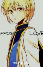 Opposite Love by daydreamstars