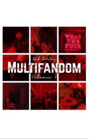 Multifandom • GIF SERIES • VOL.1 by kayson_kewl