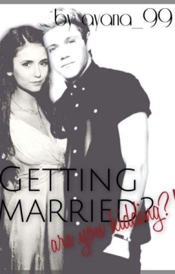 Выхожу замуж??Вы шутите??