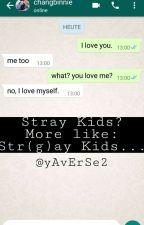 Stray Kids? More like Str(g)ay Kids... by yAvErSe2