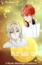 Fix me up | 707 x Hacker!Reader by AlexiaNiculita