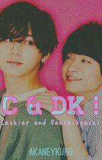 C & DK! by akaneykuro